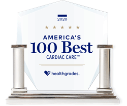 healthgrades cardiac care 2020