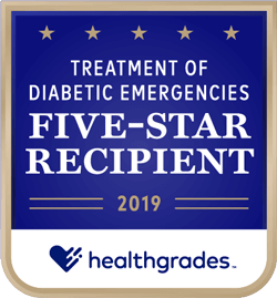 healthgrades diabetic emergencies 2019