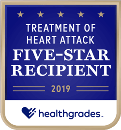 healthgrades heart attack 2019