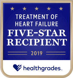 healthgrades heart failure 2019